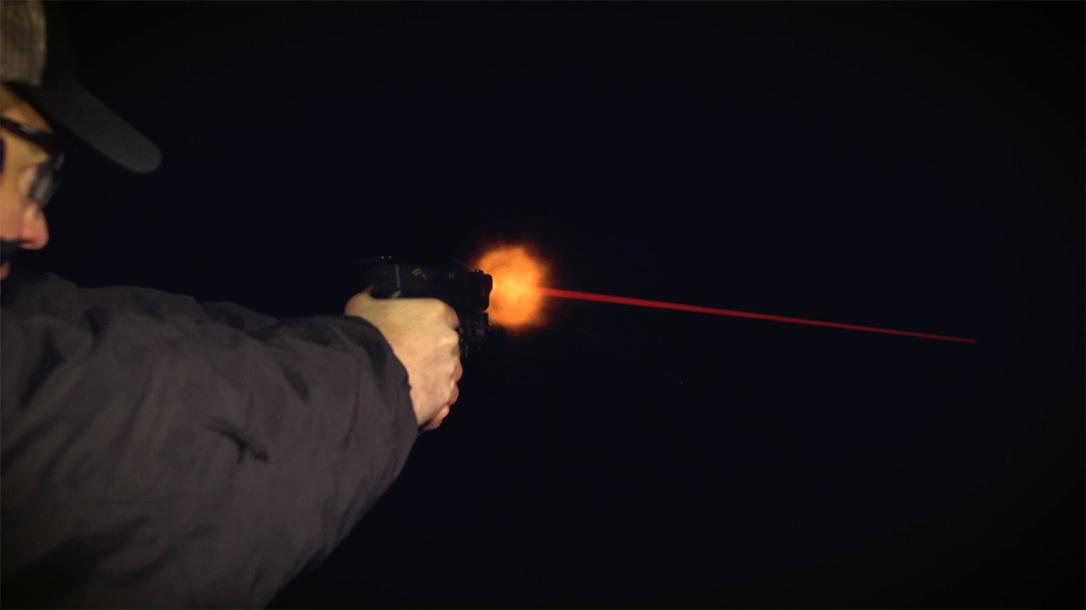 Streak Ammunition provides a laser-like trace of the bullet's path.