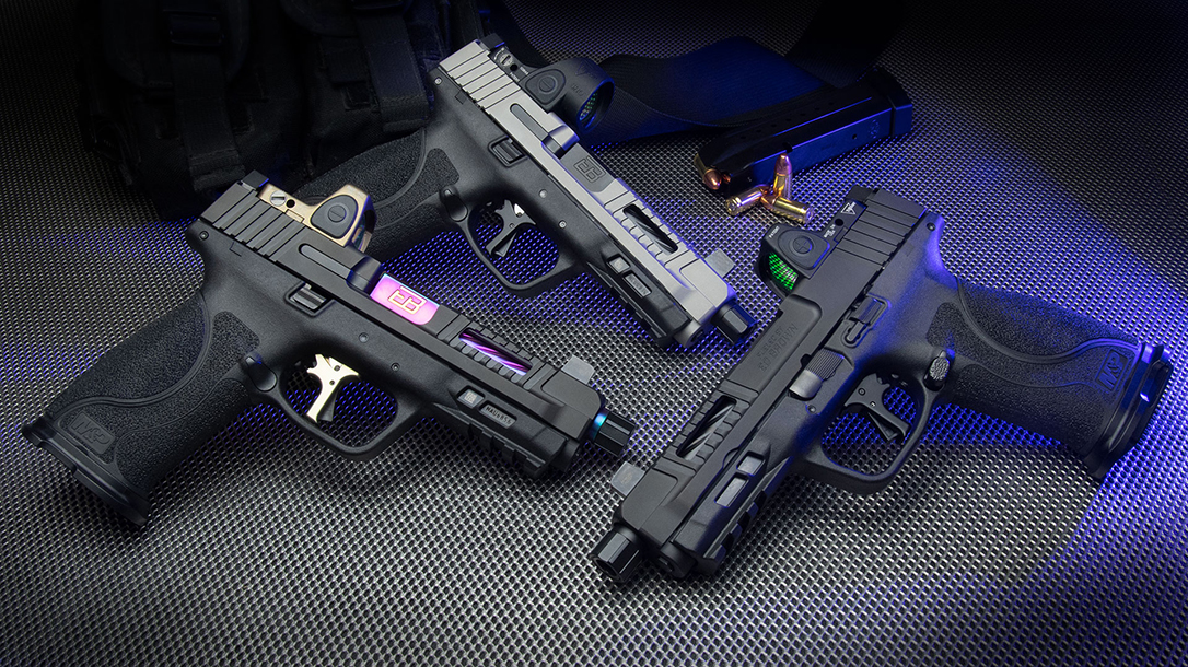 The Ed Brown Fueled Series brings custom parts and design to the M&P 2.0.