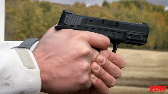 The Smith & Wesson M&P M2.0 Subcompact has a lot to offer in a carry gun.