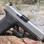 The G48 checked several boxes for the author as a carry gun.