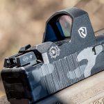 The X3's 3 MOA dot delivers rapid target acquisition.