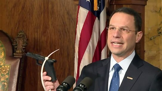 Pennsylvania reclassified 80-percent lowers to firearm status regarding state gun laws.