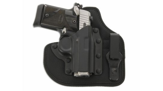 Galco released the QuickTuk Cloud IWB holster to fit the SIG Sauer P938.