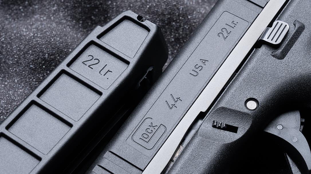 G44, plinking, magazine