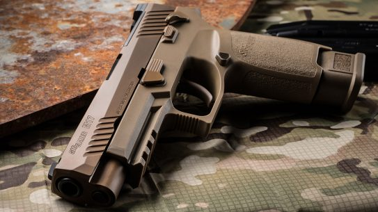 SIG released M17 Military Surplus pistols commercially.