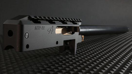 The AZTP-22 Precision Line builds on the popular Ruger 10/22 platform.