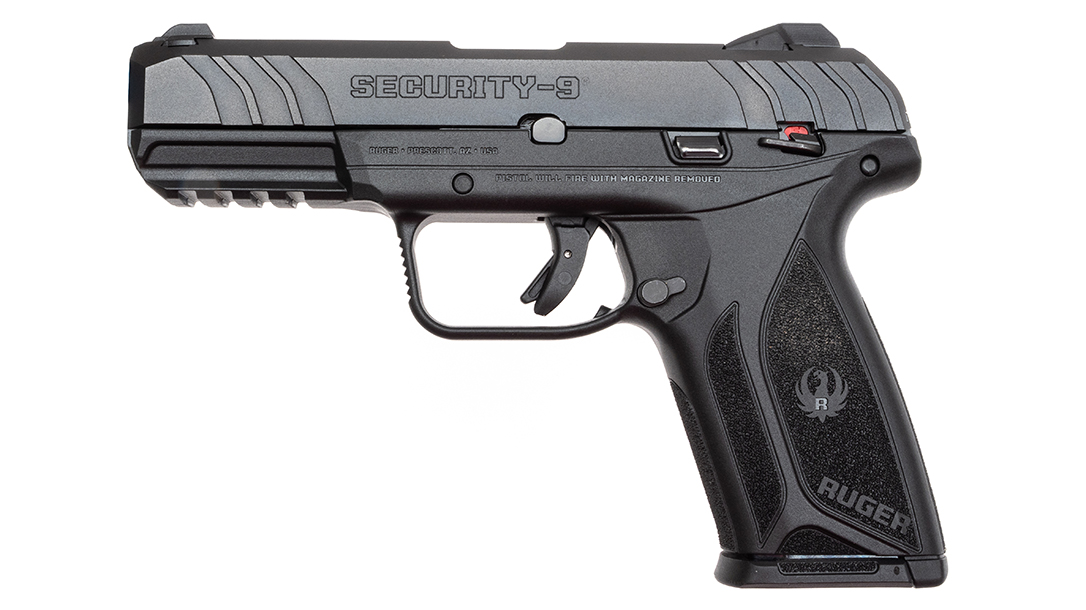 The Ruger Security-9 performed well during testing.