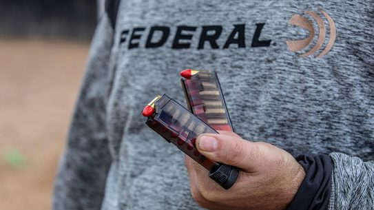 Federal launched several new self-defense loads in multiple calibers and platforms.