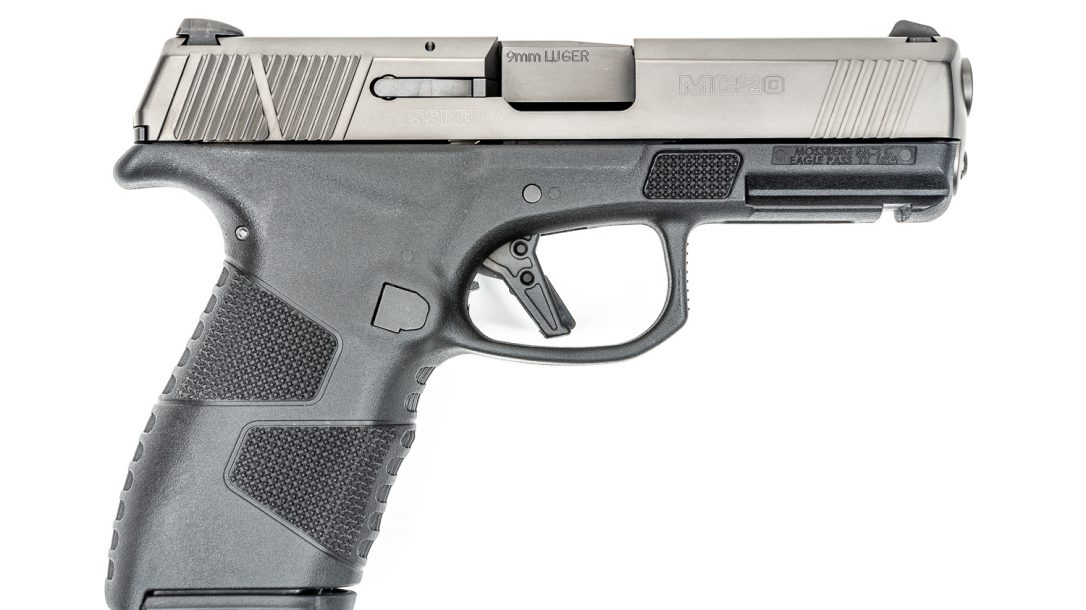 The new Mossberg MC2c proved itself as a capable EDC choice.