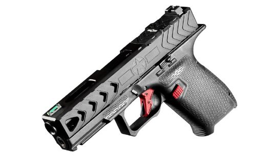 The 9mm POF P19 takes the company's enhanced slide and adds an upgraded frame and internals.