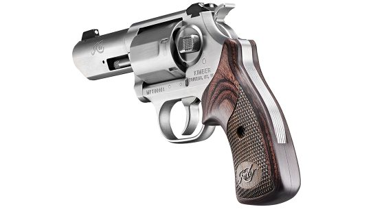 Chambered in .357 and able to fire .38, the K6s DASA becomes a top EDC choice.