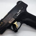 The new Pro9 pistol comes as a compact or subcompact gun for concealed carry.