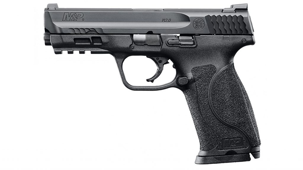 The updated S&W M&P9 M2.0 shined during testing.