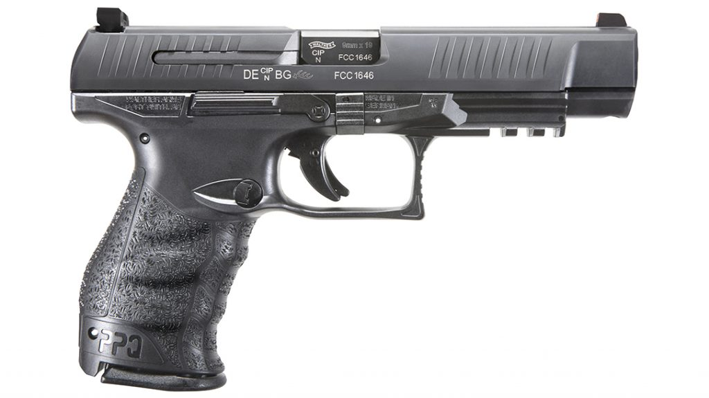 Best 9mm Pistol, Walther PPQ M2 takes major steps forward as a platform.