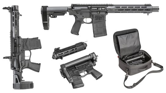 Springfield Armory is launching three new SAINT pistols in 2020.