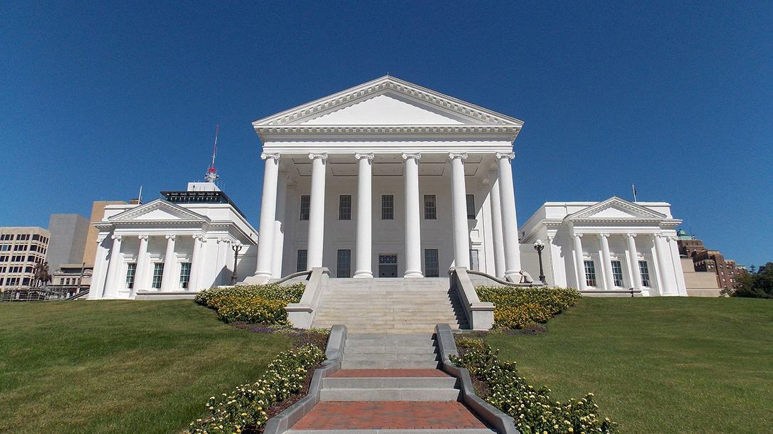 The Virginia Senate shot down a proposed assault weapon ban.