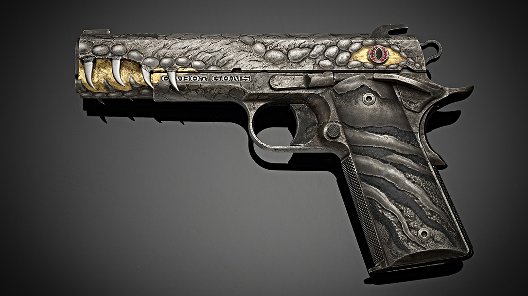 At $129K, the Dragon Fire pistol sets a new benchmark in high-end 1911s.