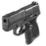With just a 3.1-inch barrel, the 503 comes in highly concealable.