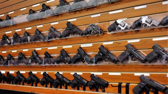 Buying Guns Coronavirus, COVID-19 buying