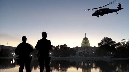 DHS Gun Industry Critical, department of homeland security guns