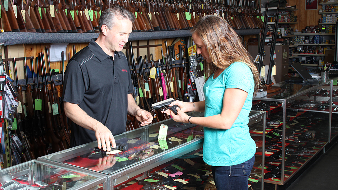 New Gun Buyers COVID-19 Pandemic, Gun Sales COVID-19