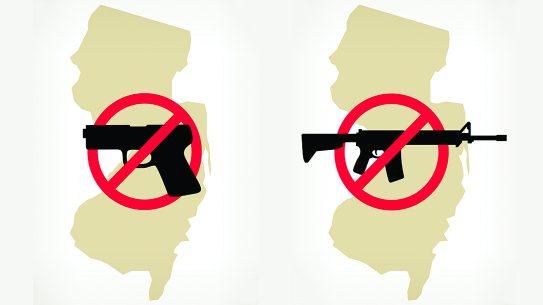 New Jersey Gun Sales Coronavirus, NICS Background Check System shut down,