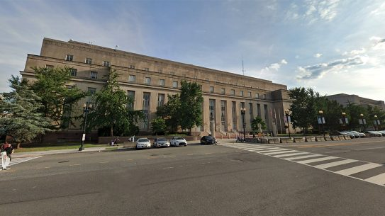 Washington DC FFL Shuts down, coronavirus, COVID-19