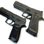 WCP320 vs P320 X5 Legion, While one is built more for carry, the other serves faithfully in competition.