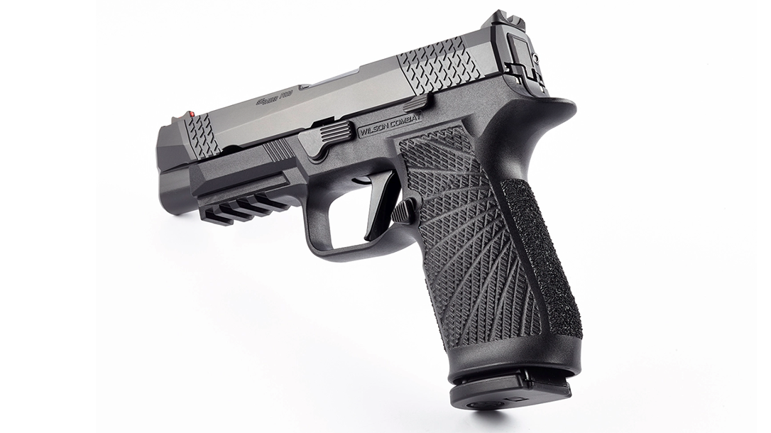 The grip frame on the WCP320 features carry enhancements.