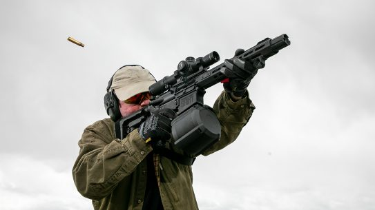 california magazine capacity ban, The SB Tactical brace gives the new SAINT Victor a versatile stabilizer.