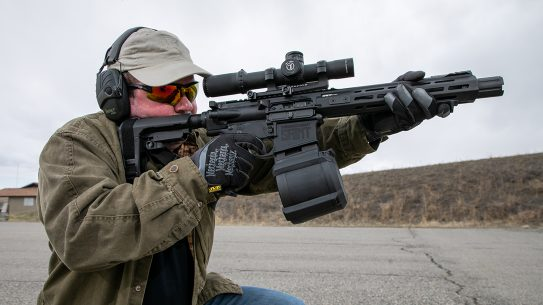 Springfield Armory SAINT Victor Pistol 308, Springfield AR-10 Pistol, lead