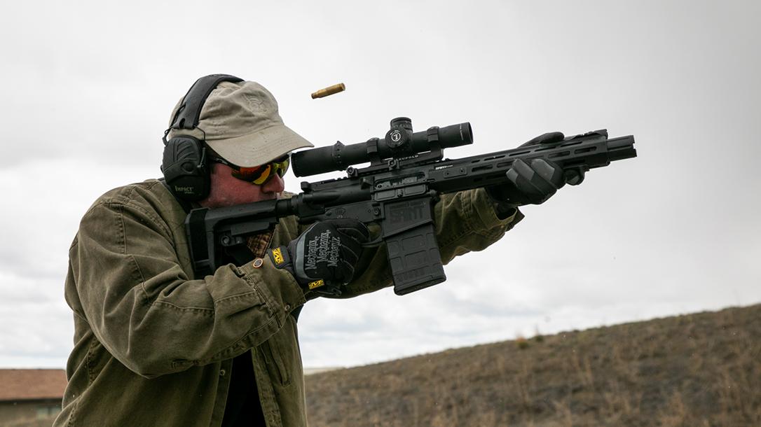 Springfield Armory SAINT Victor Pistol 308, Springfield AR-10 Pistol, low capacity