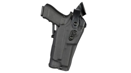 The new Safariland 7TS RDS fits Glocks with red dot optics.