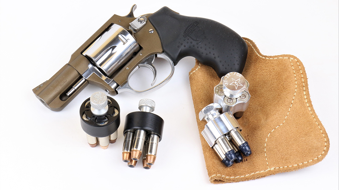 Concealed Carry Revolver, Carrying a revolver