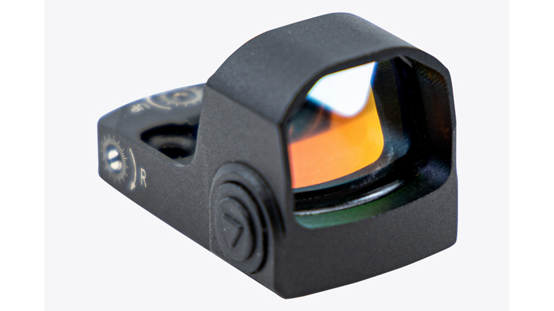 At just $300, the Riton Tactix MPRD provides great value in a micro red dot.