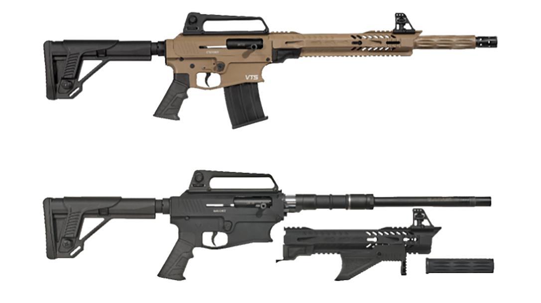 The new Hatsan Escort Versatile Tactical Shotgun line serves well for home defense.