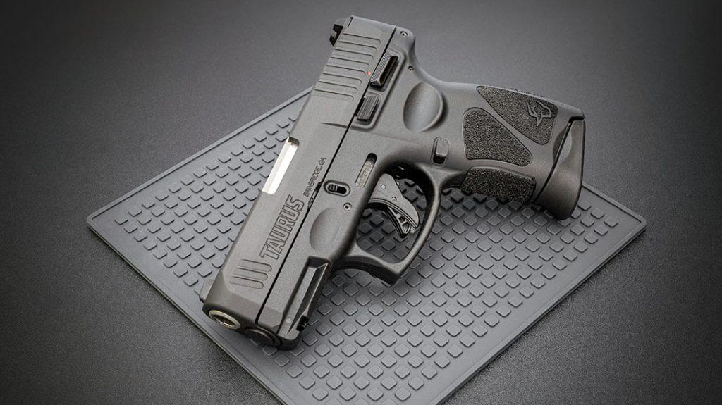 The ergonomic frame drew a lot of praise on the new Taurus G3c.