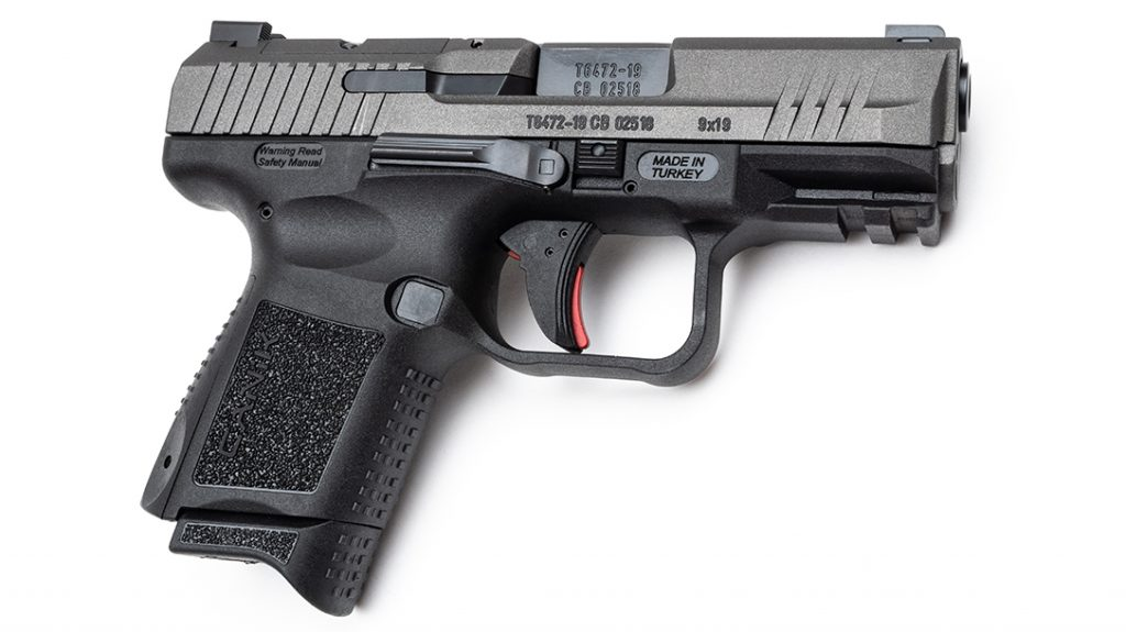 Best Handguns Under $500, The Canik TP9 Elite SC comes with a wide range of accessories.