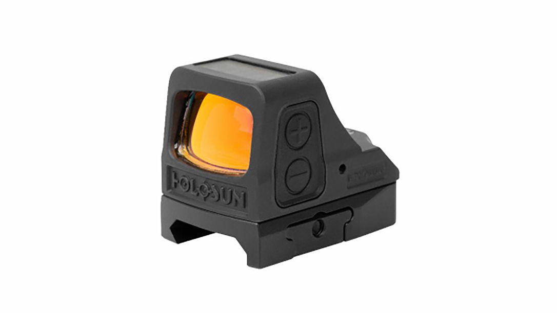 The lightweight Holosun 508T V2 is designed specifically for pistol use.
