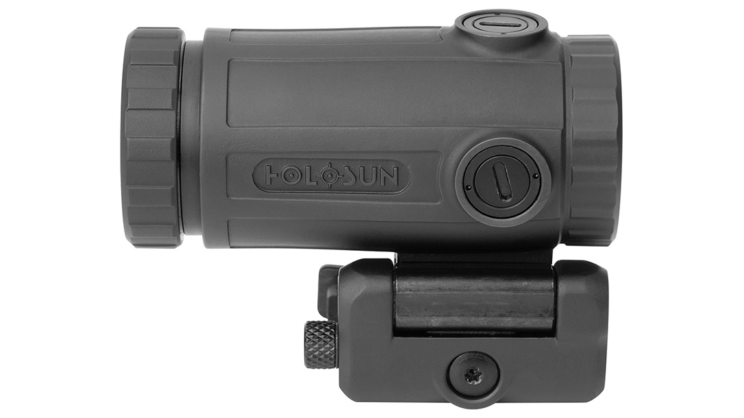 With a flip-up mount and titanium body, the Holosun HM3XT offers tremendous value.