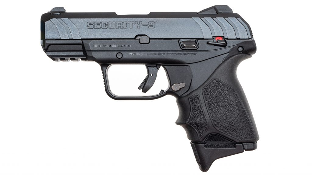 Pistols Under $500, Best Handguns Under $500, The Ruger Security-9 employs the company's Secure Action technology.