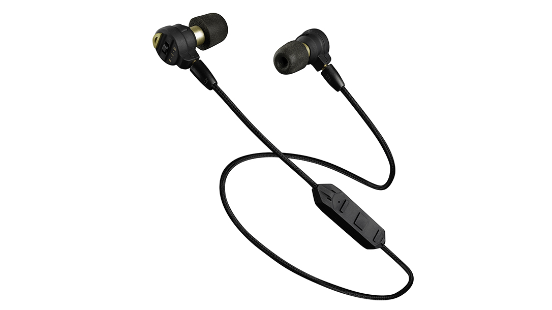 The Pro Ears Stealth Elite Ear Buds kit amplifies sound, cancels noise and more.