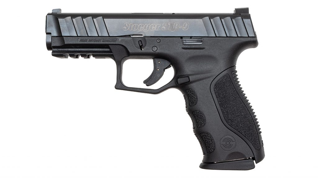 The Stoeger STR-9 delivered more accessories than any other pistol in the test.