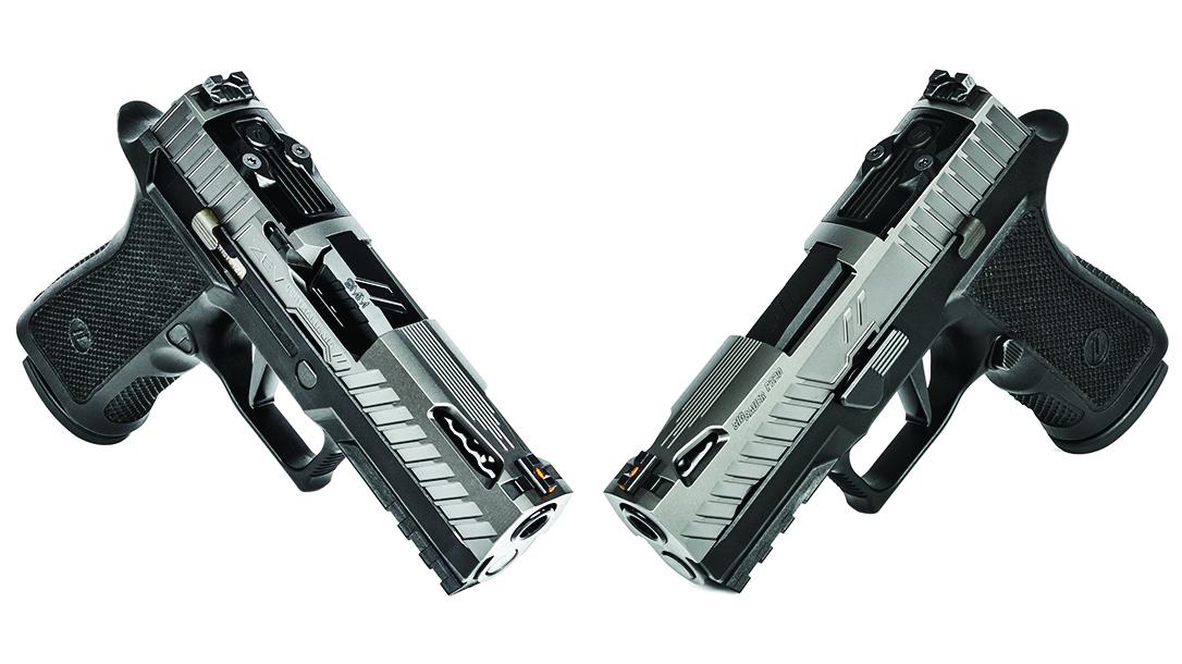 ZEV 320 Octane Pistol, SIG P320 ZEV Technologies, review, reup
