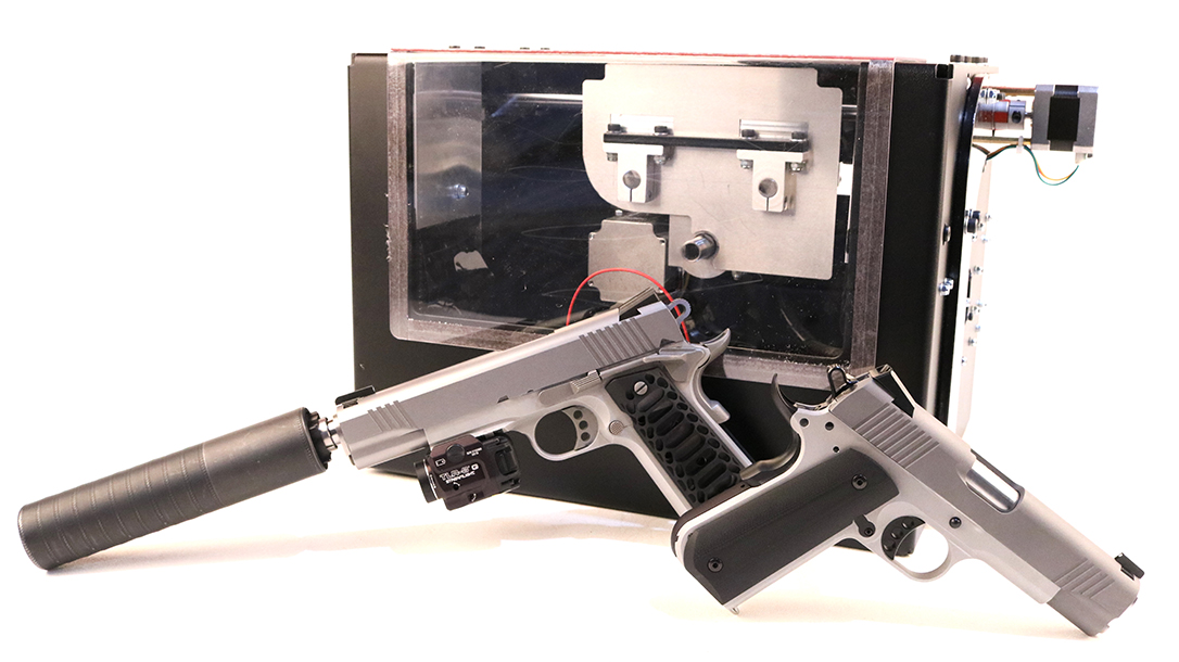 Defense Distributed New Jersey Attorney General, The Ghost Gunner is the purest expression of American freedom ever creat-ed. This machine is the reason we will never see dictatorship in our beautiful, flawed, chaotic democracy.