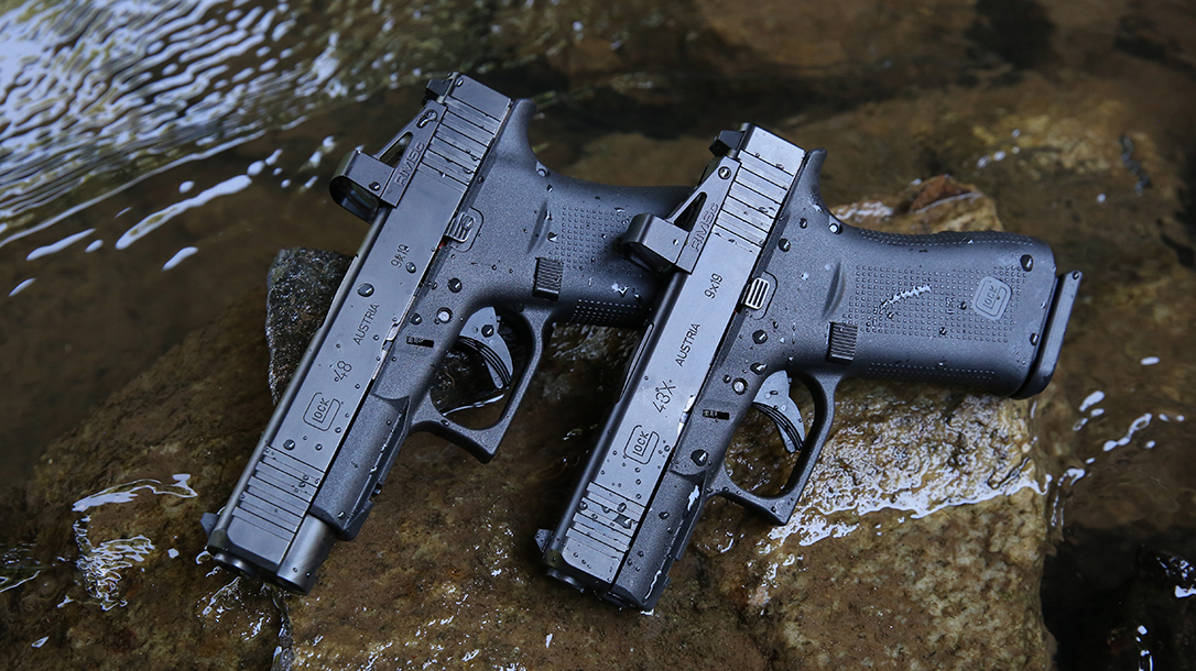 The popular Glock G43X and G48 now come in an optics-ready platform.