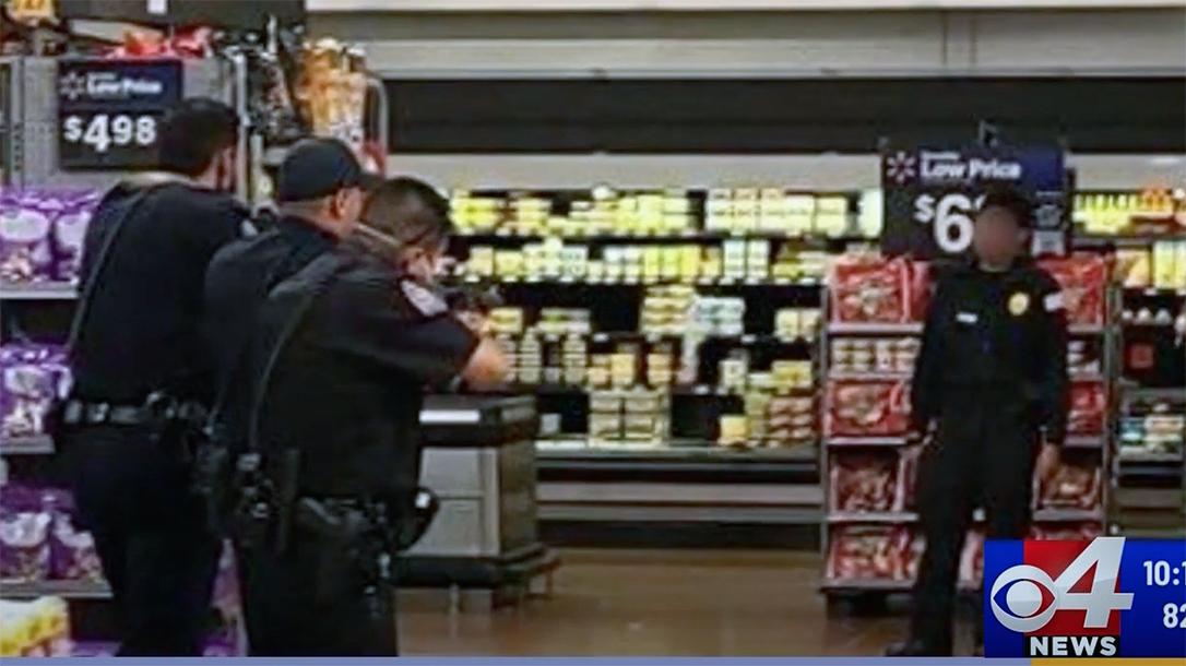 Marco Antonio Sigala Jr Shooting, Texas Walmart