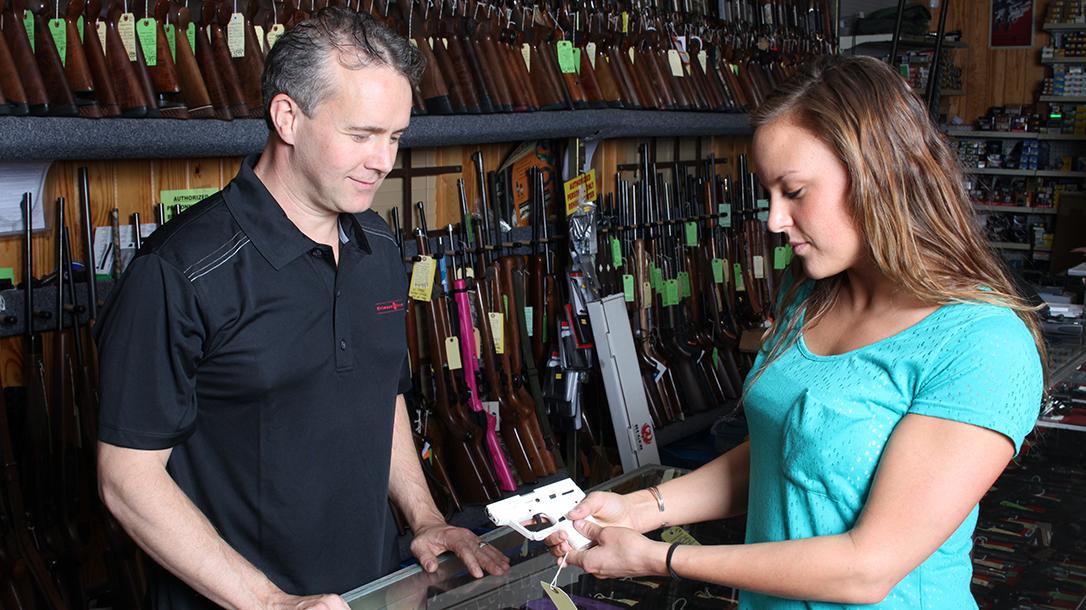 Gun Sales Records 2020, first time gun buyer