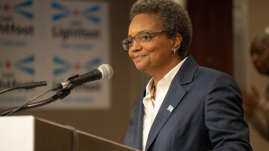 Lori Lightfoot Chicago Protests
