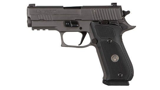 The P220 Legion Carry SAO comes extremely well appointed for carry.